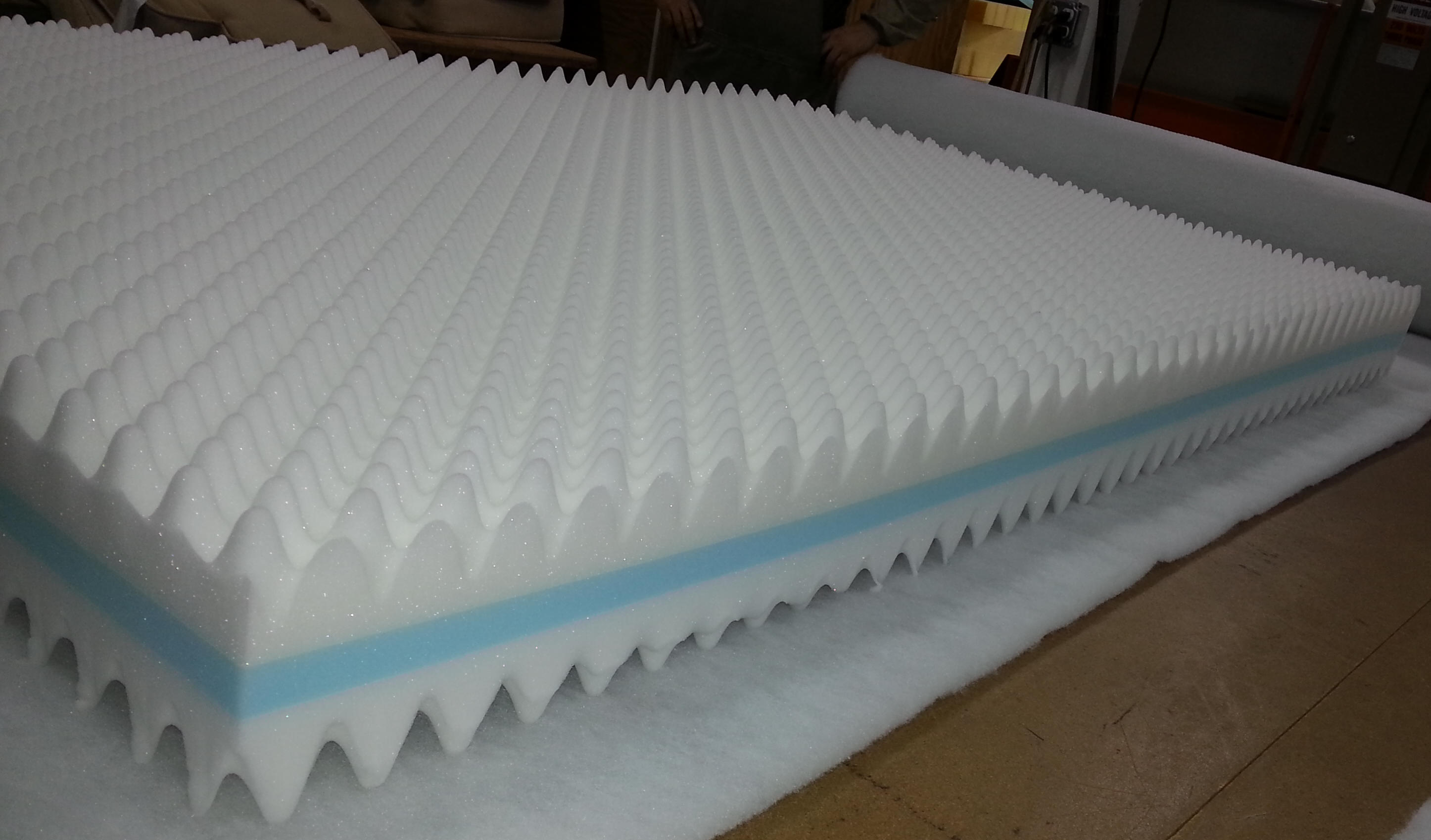 Mattress Foam Toppers