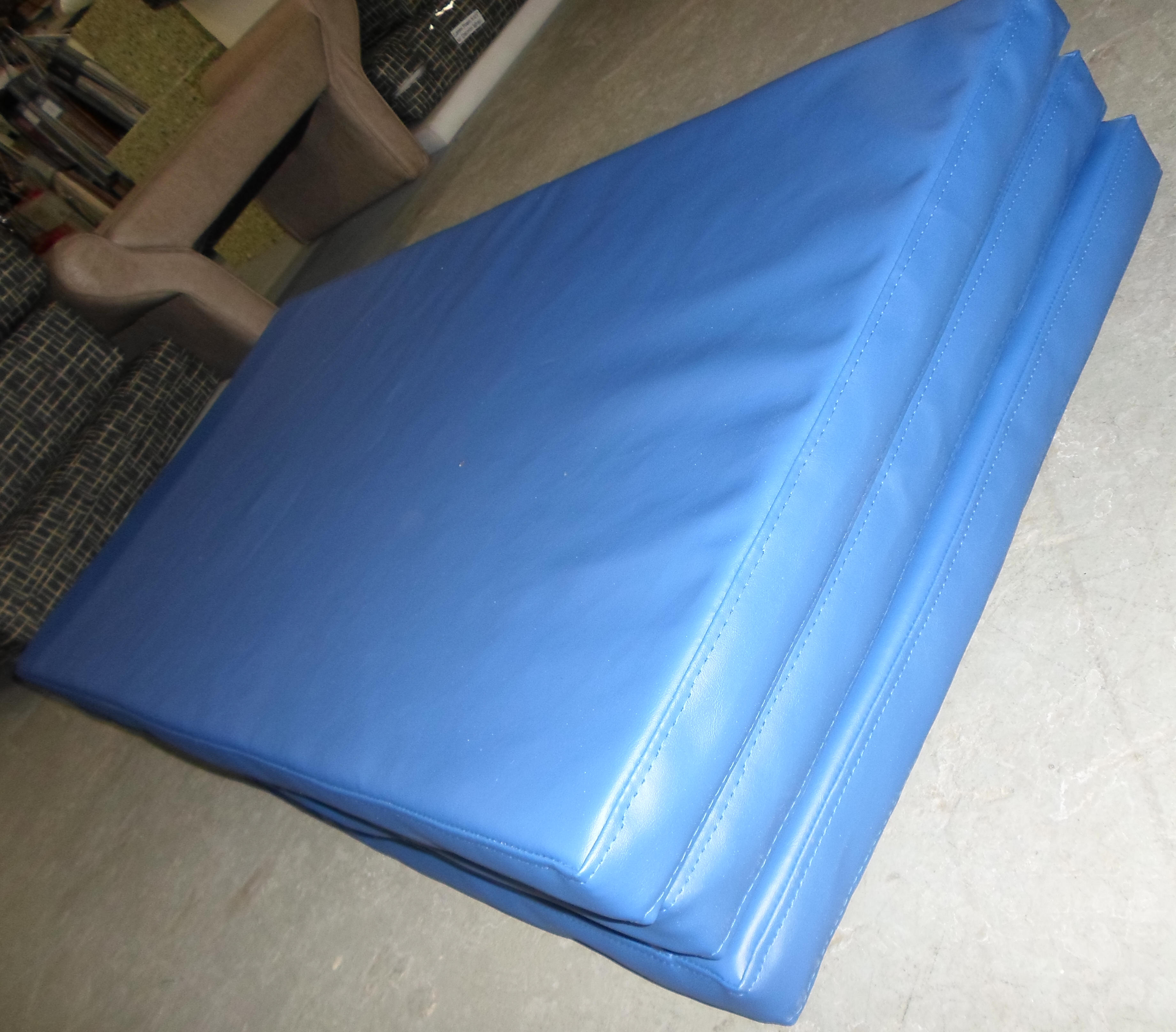 more gymnastics and vinyl high mat foam cover cheap density tri mats foldgymmat x