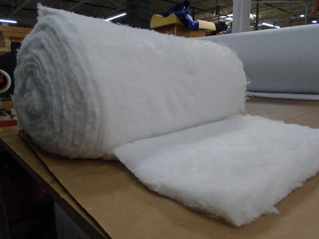 Foam Accessories Glue Shredded Foam Batting Dacron