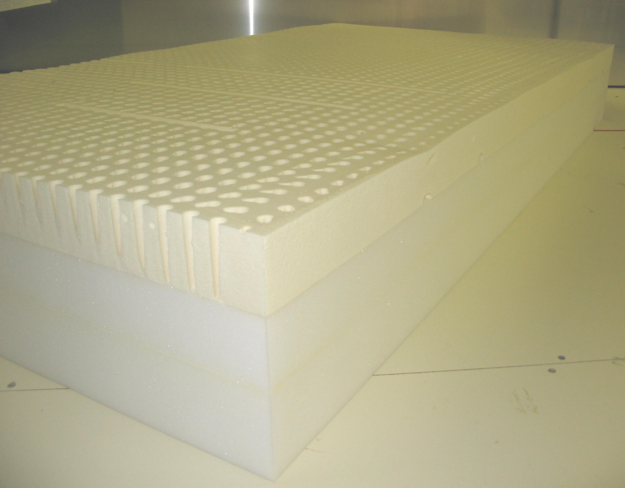 latex topper mattress pillow latexfoam