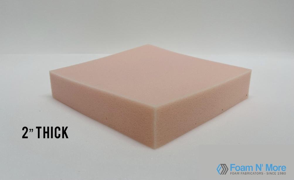 2 HD23 Soft-Med Foam