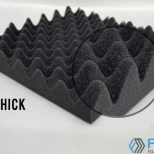 2.5 thick eggcrate