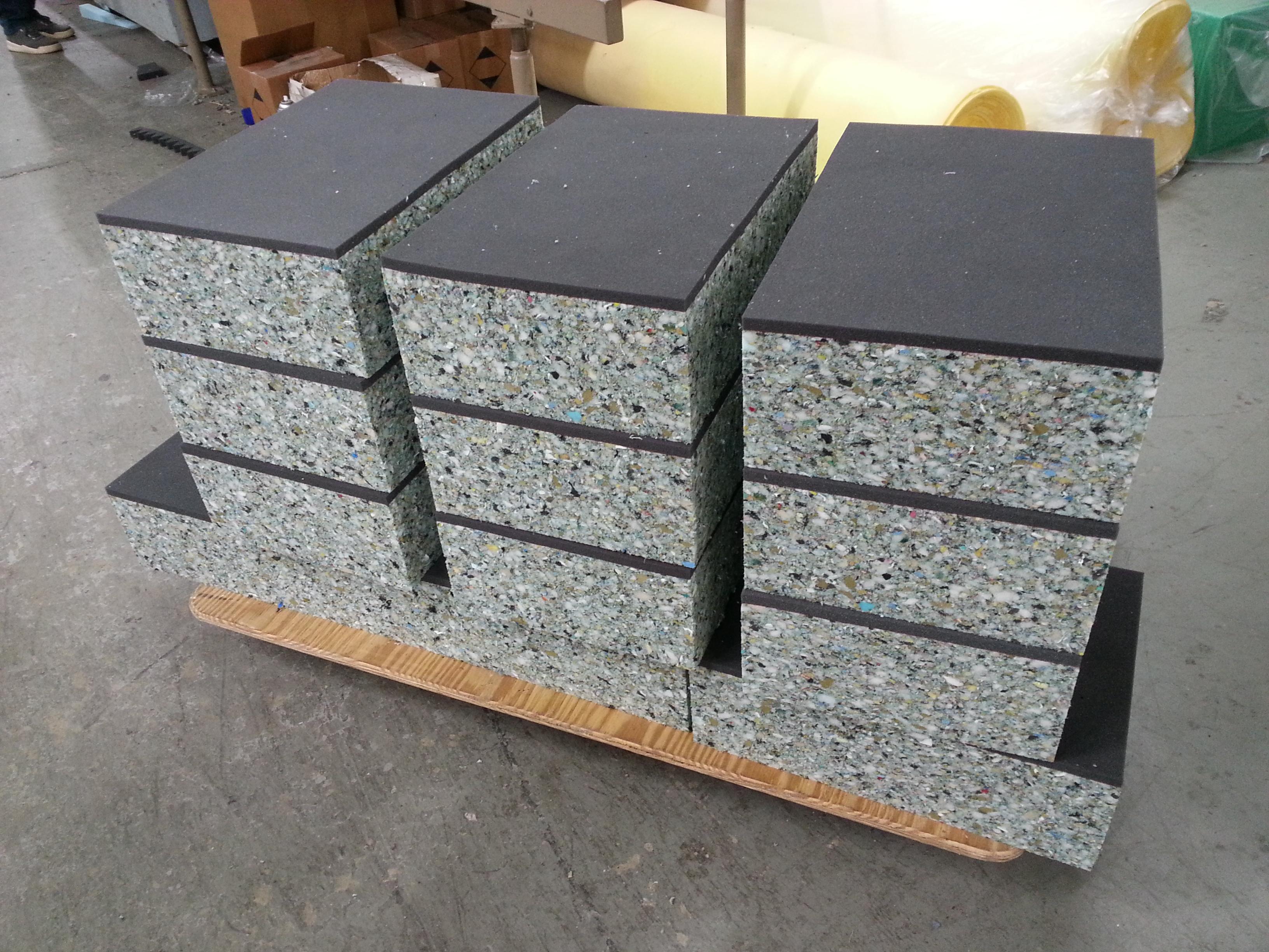Custom sizes available Foam Sheet Cut to Size High density upholstery foam