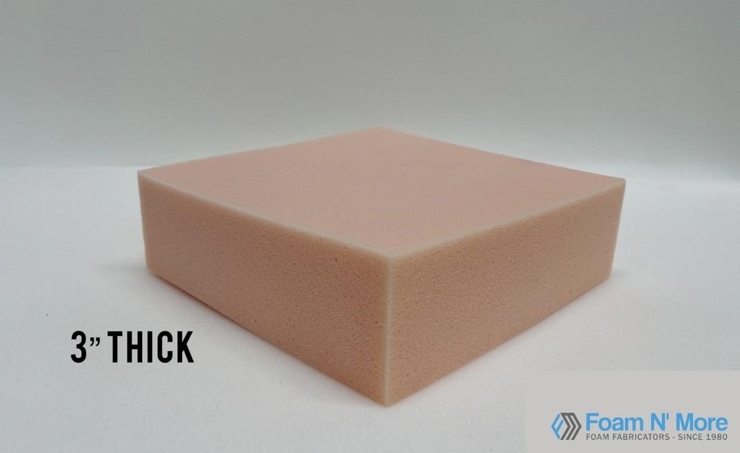 3 HD23 Soft-Med Foam