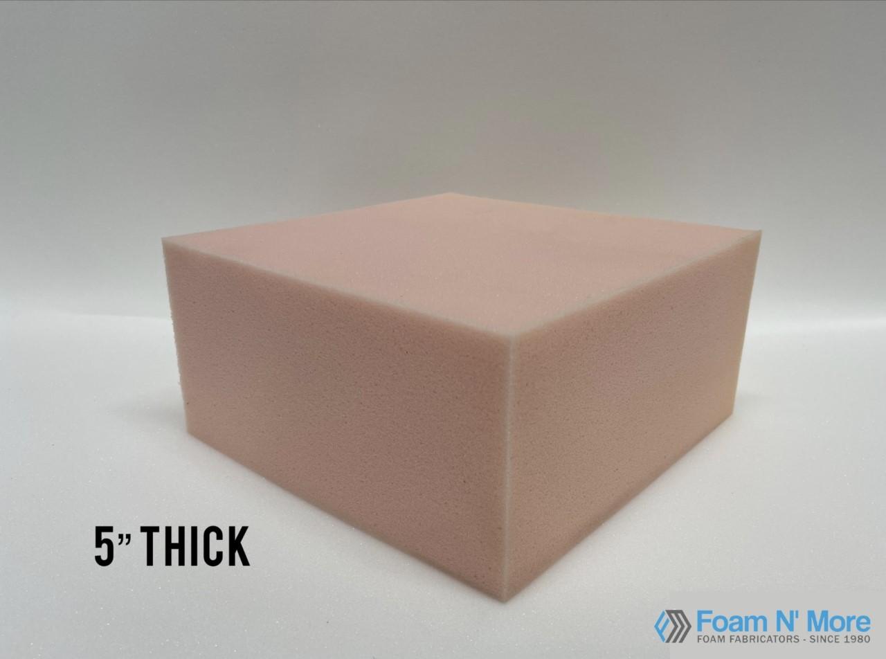 5 HD23 Soft-Med Foam