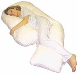 u shape foam pillow