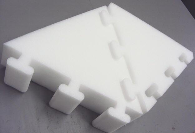 polyethylene foam puzzle