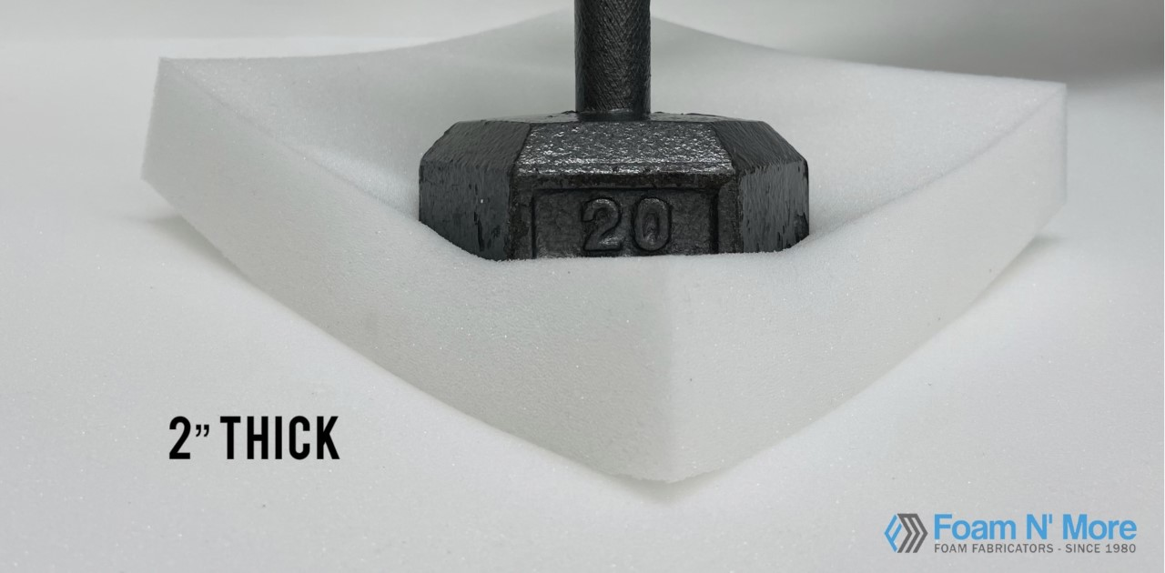 Premium Medium HQ HD36 2inch weight