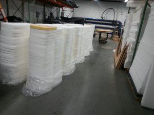 Volume Discount Foam Seating