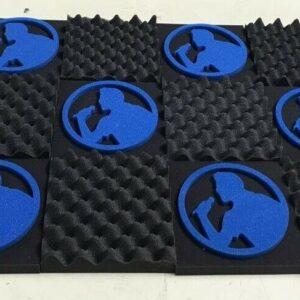 micro acoustic foam