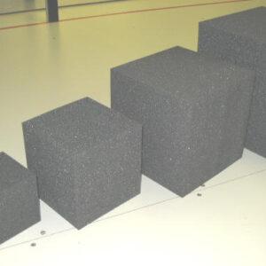 acoustic Cubes