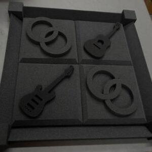 acoustic Foam c64