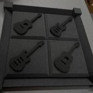 acoustic Foam kit c63