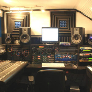 acoustic foam tiles recoding studio
