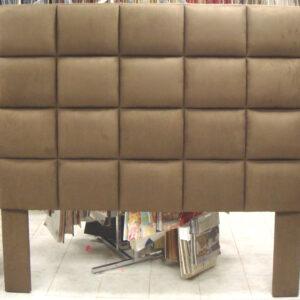 square headboard