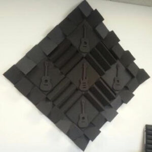 c14 acoustic Dimond shape
