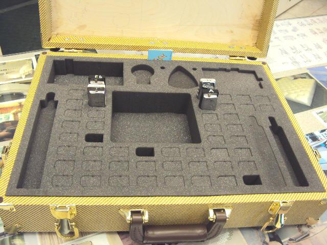 foam case packaging