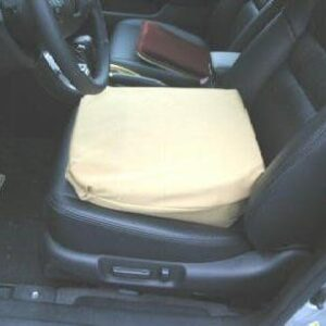 car seat wedge