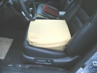 car seat wedge