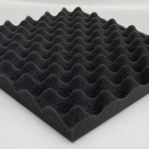 charcoal eggcrate 1.5 thick