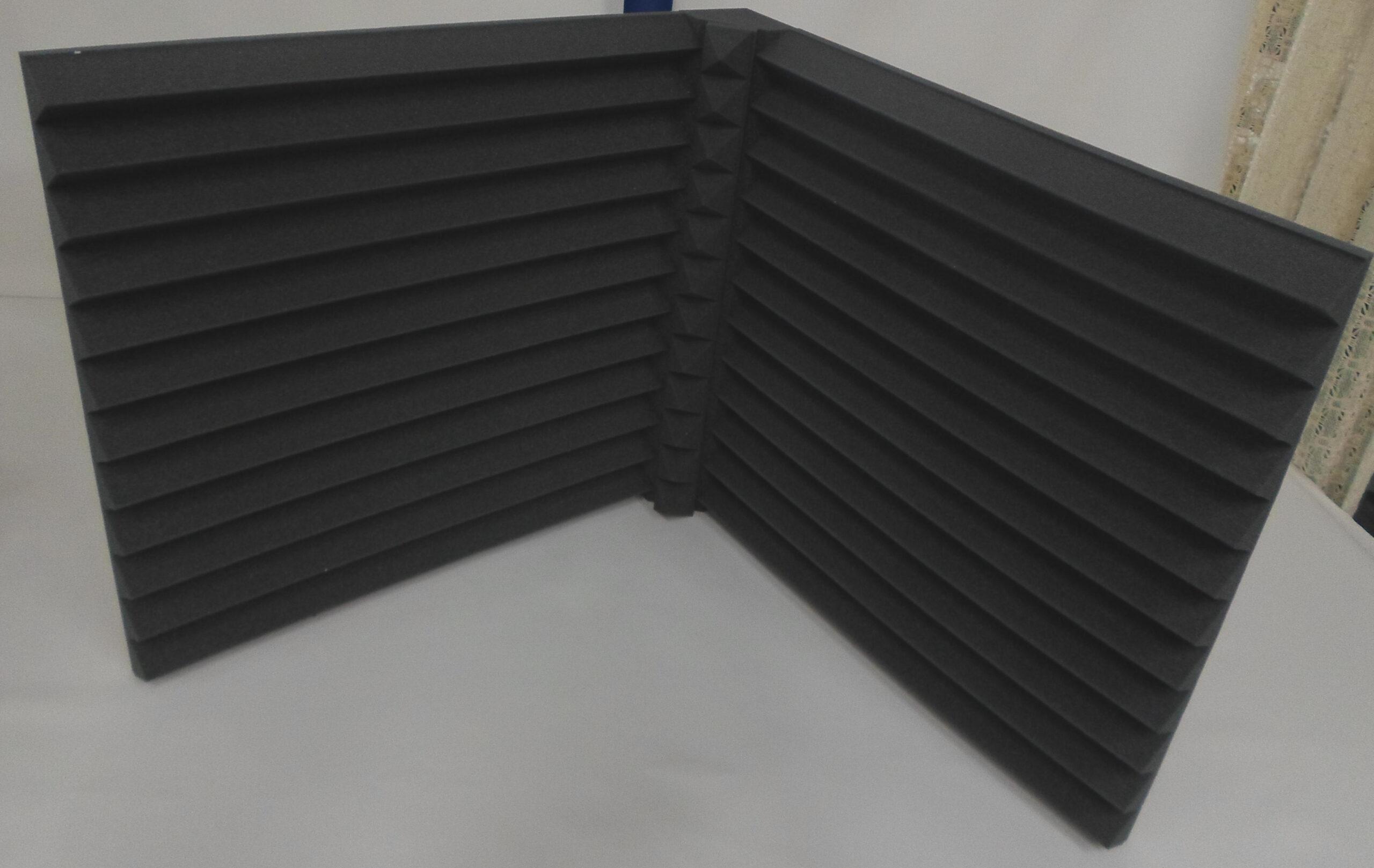 corner acoustic foam
