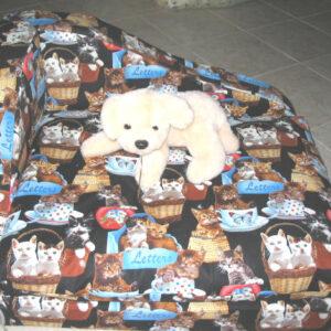 pet bed corner bed