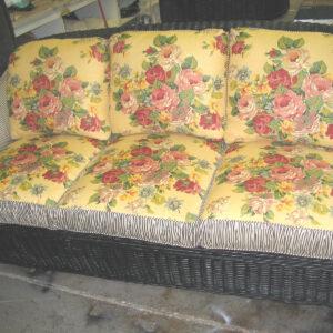 cushion foam backs