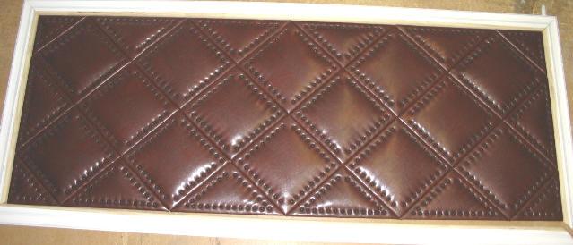 custom upholster panels