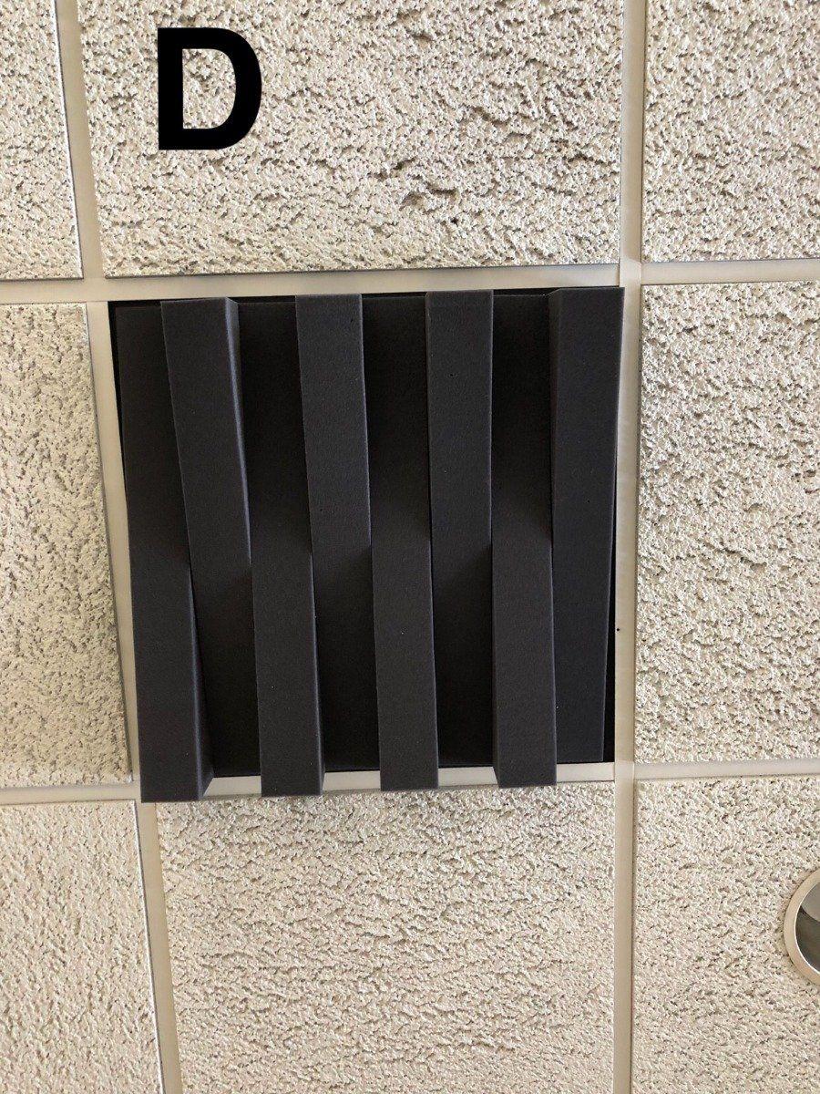 Acoustic Ceiling Tiles Foam Ceiling Tiles Noise Control Foam