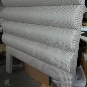 foam Channel Headboard