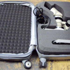 foam case for telescopes