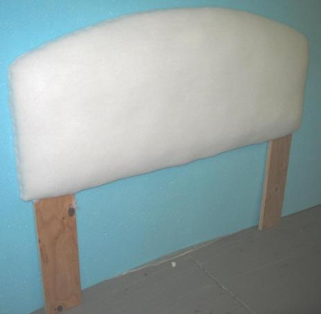 foam headboard