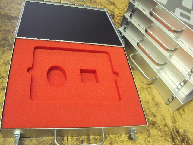 color foam packaging