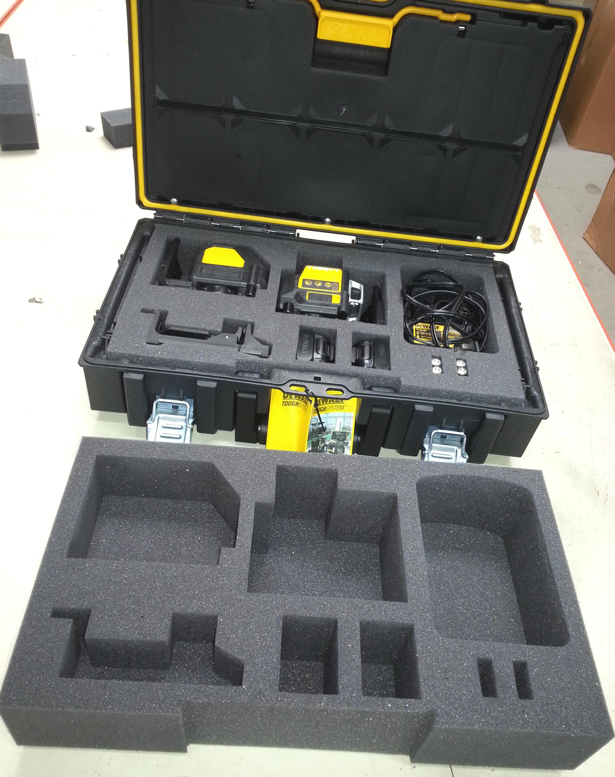 tools foam packaging
