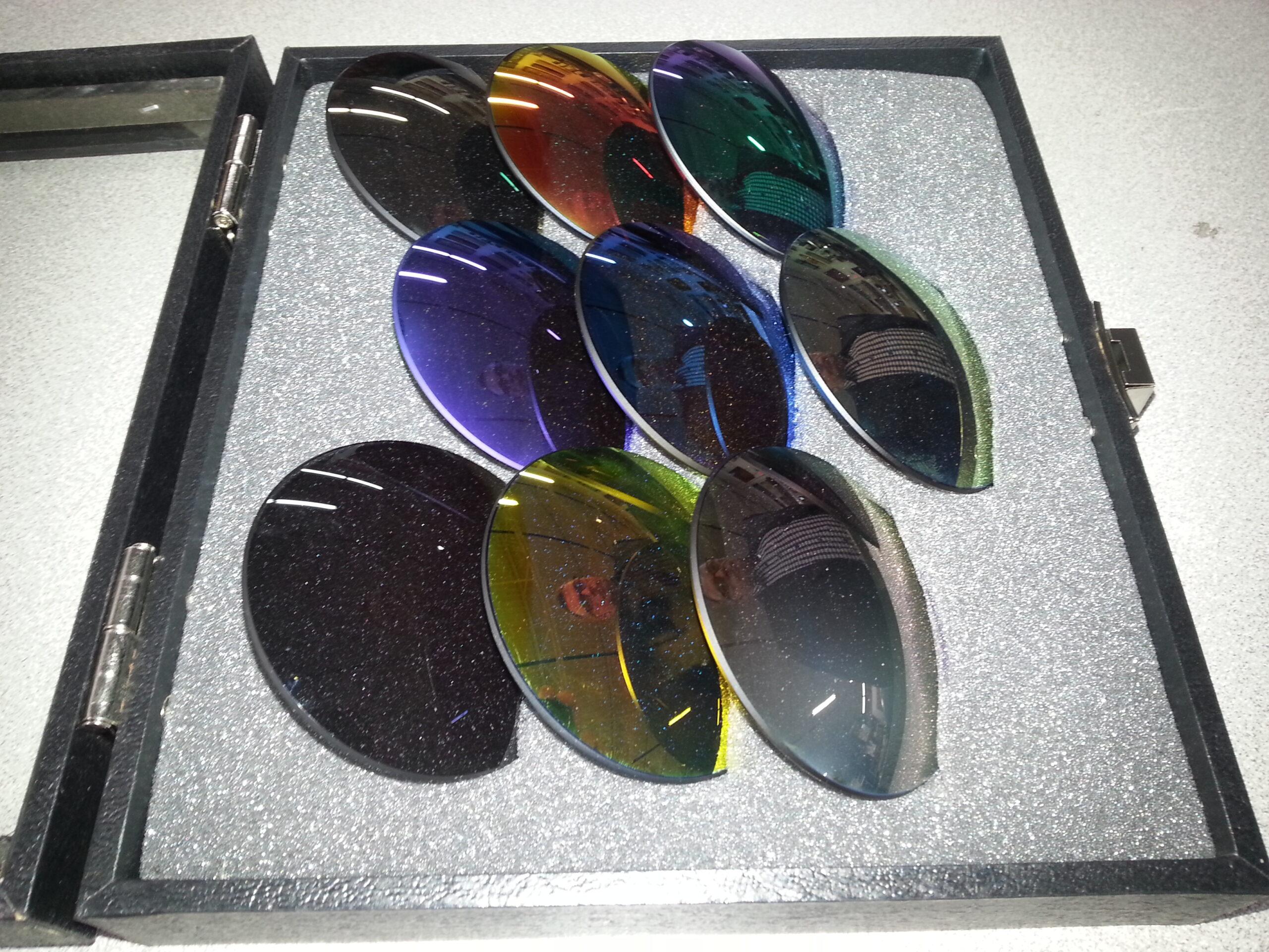 eye glasses foam packaging