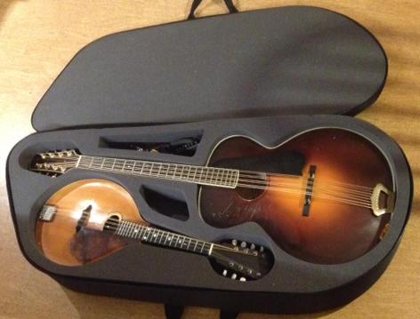 guitar Foam Case