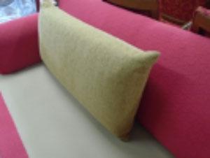 Foam Knige Edge Back Cushion