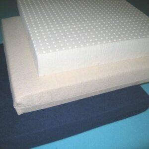 latex foam seat pad