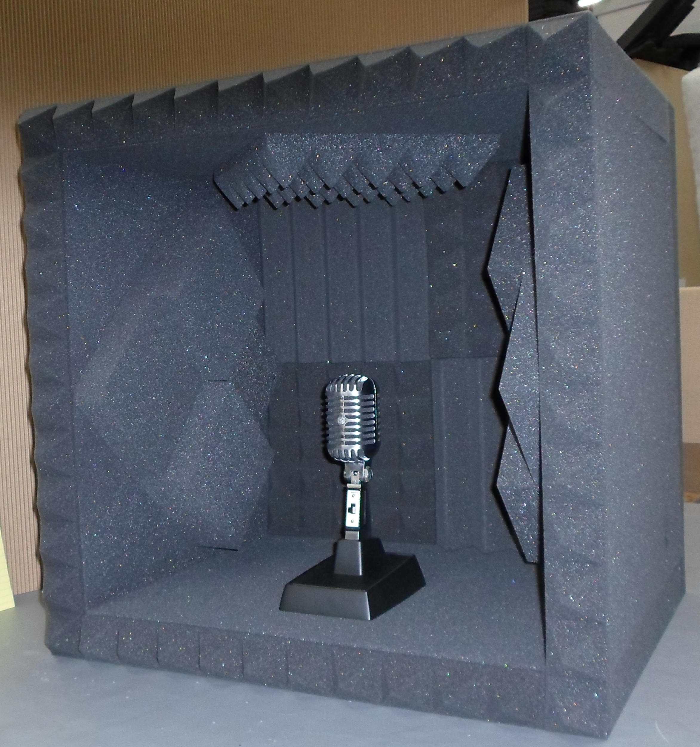 microphone Acoustic foam