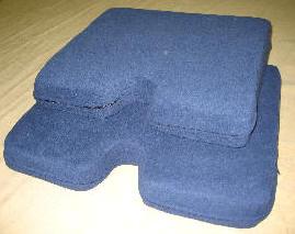 seat orthopedic foam pad