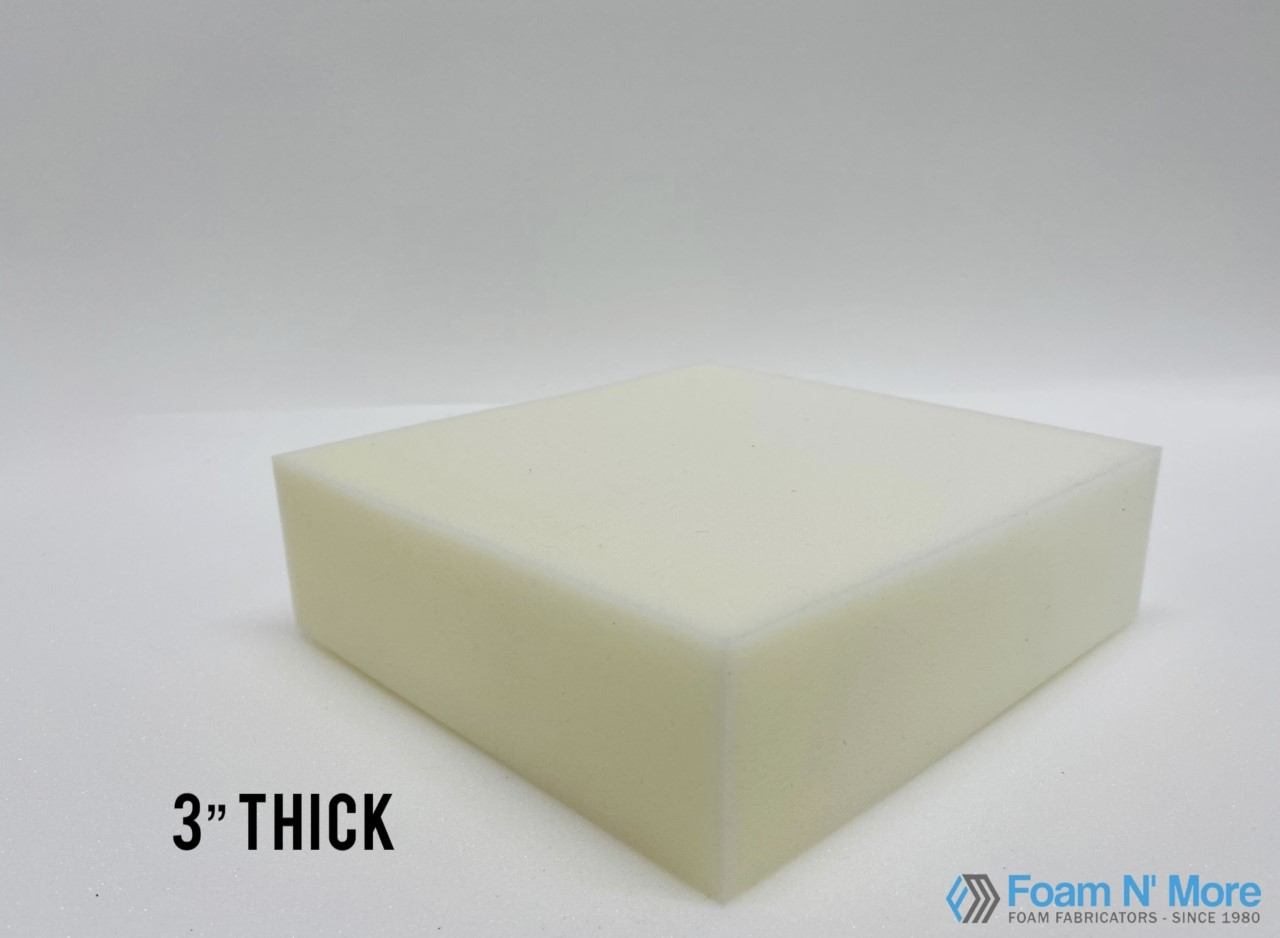 poly 3 inch thick