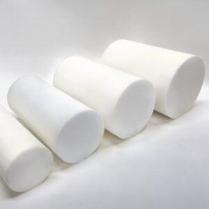 poly foam bolsters