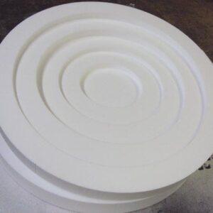 polystyrene dummy cakes