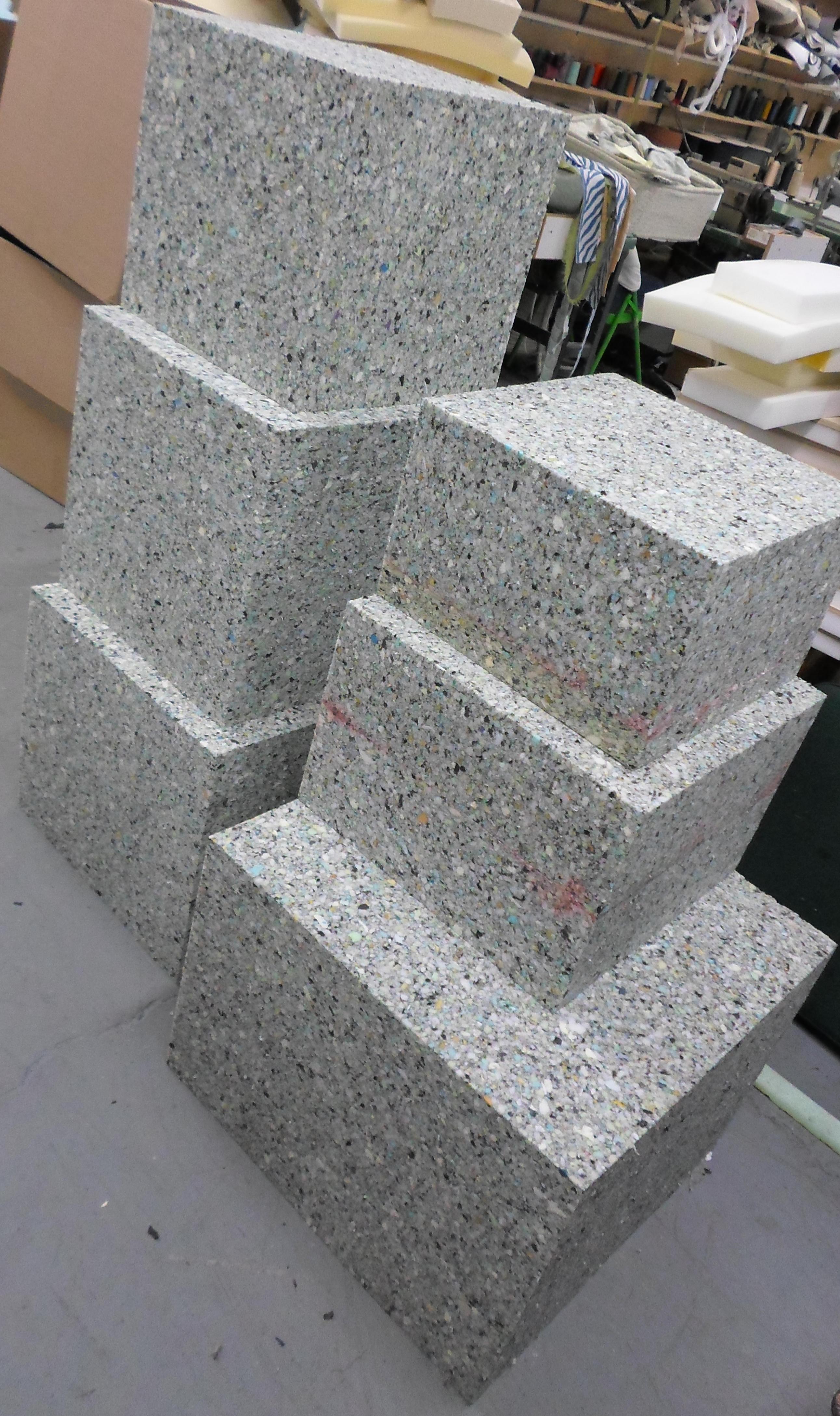 High Density Foam Open Cell Foam Foam Sheets Custom Cut Foam