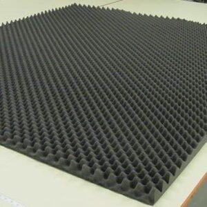 acoustic eggcrate shape foam