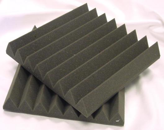 Wedge Acoustic Foam Tiles