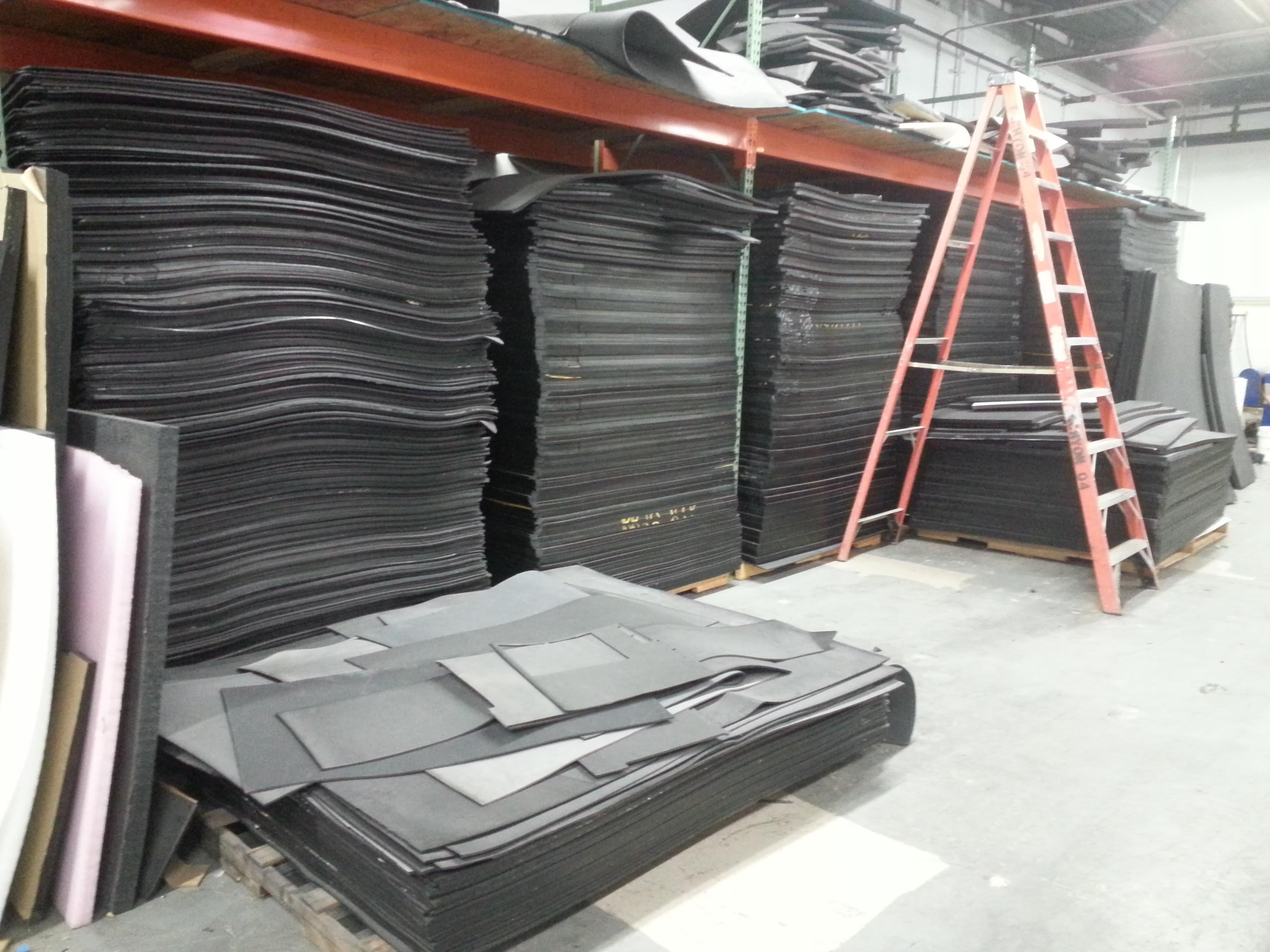 crosslink PE foam sheets