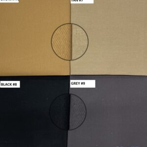 Canvas Fabric Colors