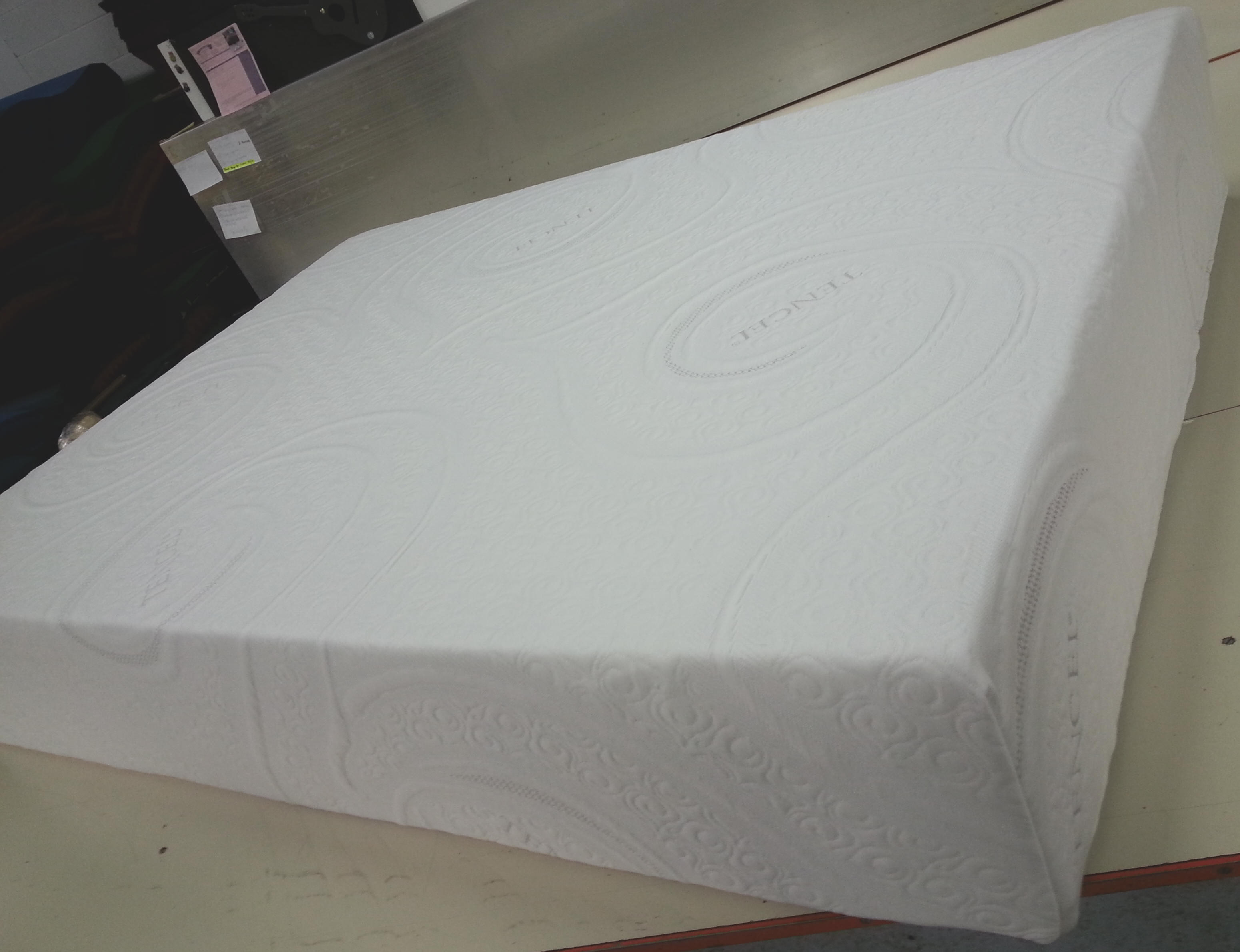 mattress cover quilted tencel